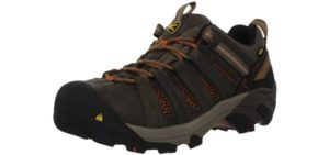 Keen Men's Utility Flint - Roofing Shoes