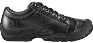 Keen Utility Men's PTC Oxford - Dressy Shoes for Retail Workers