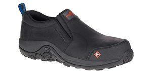 Merrell Women's Work Jungle - Slip-On Shoe for Retail Workers