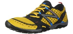 New Balance Men's MT10V1 Minimus - Minimalist Mudder Running Shoe