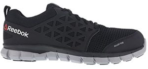 Reebok Work Men's Sublite - Roofing Work Shoe