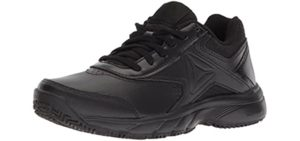 Reebok Women's Work N Cushion - Work and Walking Leather Shoes