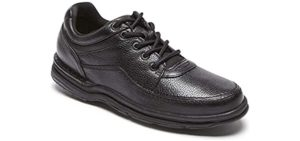 Rockport Men's World Tour Classic - Elegant Leather Walking Shoes