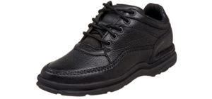 Rockport Women's TS - Elegant Leather Walking Shoes
