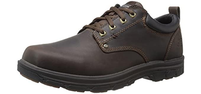 Skechers Men's Segment Rilar - Dress Shoe for Walking