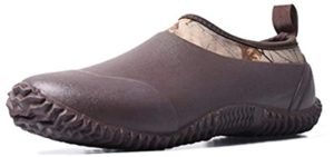 Tengta Women's Rain Boot - Gardening and Yard Work Shoe