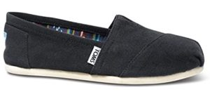 TOMS Women's Classic - Slip-On Casual Summer Shoes