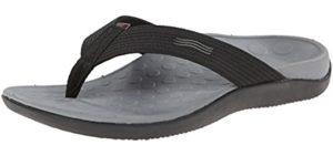 Vionic Men's Wave - Knock Knees Sandal