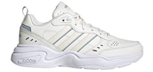 Adidas Women's Strutter - Leather Walking and Training Shoe