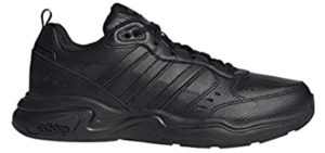 Adidas Men's Strutter - Leather Walking and Training Shoe