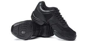 Theatricals Men's T8000 - Split Sole Shoe for Hip Hop Dancing