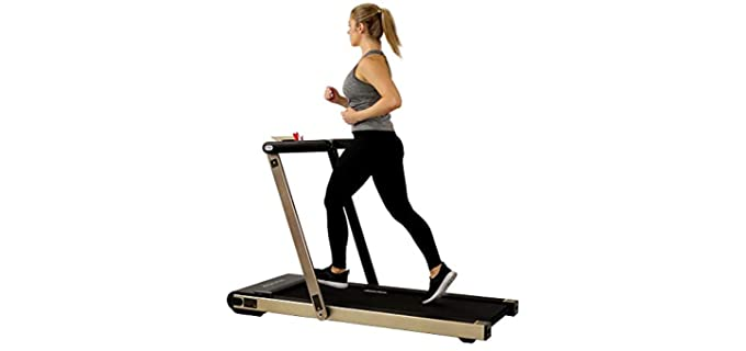 ASUNA Unisex Space Saving - Home Use Budget Treadmill
