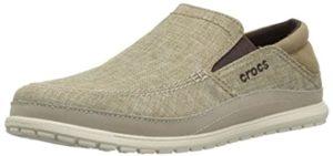 Crocs Men's Santa Cruz Playa - Lightweight Driving Shoe