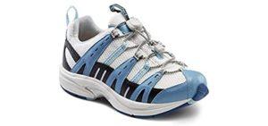 Dr. Comfort Women's Refresh - Diabetic Orthopedic Athletic Shoes