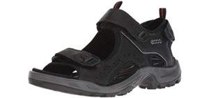 ECCO Men's Yucatan - Smelly Feet Sports Sandal