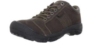 Keen Men's Austin - Wide Toe Box Narrow Heel Shoe for Walking
