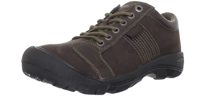 Keen Men's Austin - Waterproof Walking Shoe