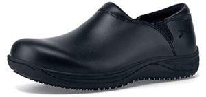 Mozo Men's forza - Slip resistant Kitchen Work Shoe for Narrow Feet