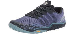Merrell Women's Trail Glove 5 - Tough Mudder Shoes