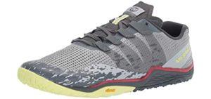 Merrell Men's Trail Glove 5 - Minimalist Trail Running and Water Shoe