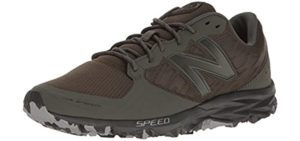 New Balance Men's MT690v2 - Wide Toe Box Trail Walking Shoes