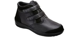 Orthofeet Women's Tivoli - Shoe for Bad Ankles