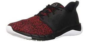 Reebok Men's Print Run 3.0 - Hard Concrete Running Shoe