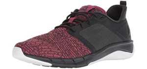 Reebok Women's Print Run 3.0 - Hard Concrete Running Shoe