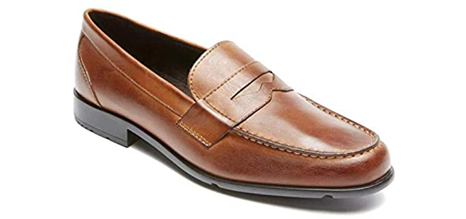 Rockport Men's Classic - Summer Penny Loafers for Dress Up
