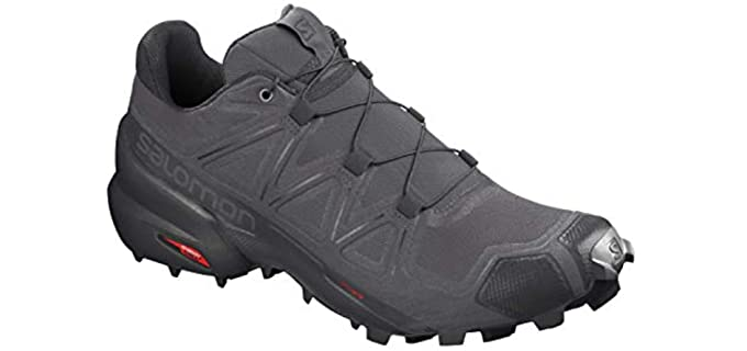 Salomon Men's Speedcross 5 - Waterproof Trail Running Shoes