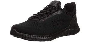 Skechers Men's Cessnock - Breathable Shoe for Pharmacists