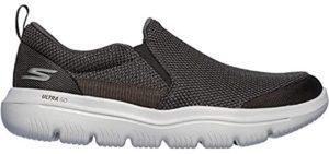 Skechers Men's Go Walk Evolution - Shoes for Smelly Feet