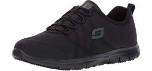 Skechers Women's Ghenter Srelt - Breathable Shoe for Pharmacists