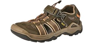 Teva Men's Omnium 2 - Breathable Summer Shoe