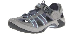 Teva Women's Omnium - Breathable Summer Shoe