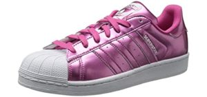 Adidas Women's Originals Superstar - Casual Shoes for Hip Hop Dancing