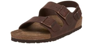 Birkenstock Women's Milano - Sandals for Edema