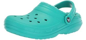 Crocs Women's Classic - Lined Slipper for Neuropathy