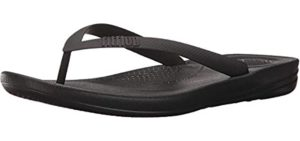 FitfFlop Men's Iqushion - Thailand Flip Flops