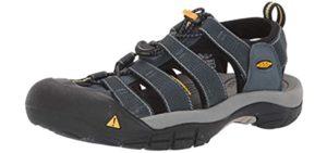 Keen Men's Newport - Sports Sandals for Achilles Tendonitis