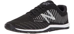 New Balance Men's Minimus 20V7 - Mesh Cross Training Shoe for Flat Feet