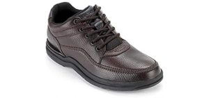 Rockport Men's World Tour - Classic Dress Shoes for High Arches
