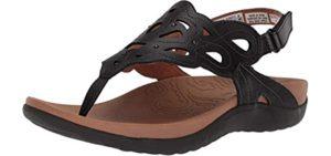 Rockport Women's Ridge - Sandal for Achilles Tendonitis
