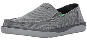 Sanuk Men's Vagabond - Comfortable Walking Shoe for Thailand