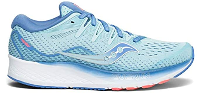 Saucony Women's ISO Ride 2 - Heavy Weight Running and Walking Shoe