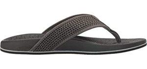 Skechers Men's Pelem-Emiro - Sandal for Achilles Tendonitis