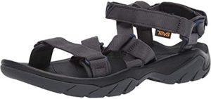 Teva Men's Tirra - Sports Sandal for Flat Feet