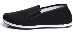 Unow Men's Peking - Hybrid Shoes for Tai Chi