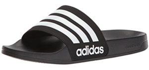 Adidas Men's Adilette - Thailand Slide On Shoe