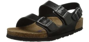 Birkenstock Men's Milano - Sandals for Edema